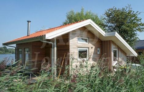 Houten chalet bouwen wij leveren stijlvol maatwerk - Chalet hout ...