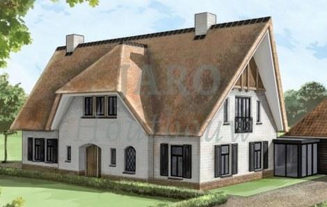 Duurzaam huis bouwen jaro houtbouw levert maatwerk for Huis duurzaam maken