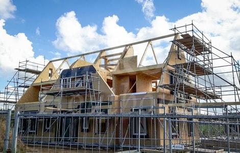 Casco Huis Bouwen : Casco woning bouwen jaro houtbouw