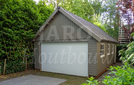 Houten Garage Kopen : Houten garage jaro houtbouw