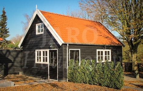 Zelf Garage Bouwen : Houten garage jaro houtbouw
