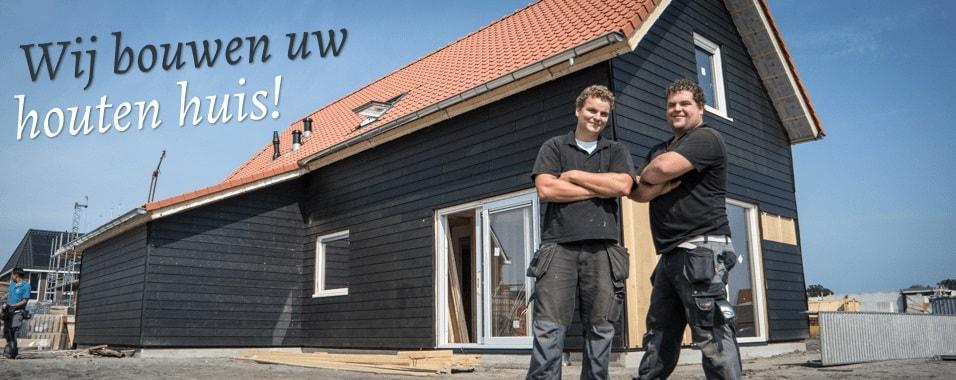 Houten huis bouwen dat doet u met jaro houtbouw for Houten huis laten bouwen