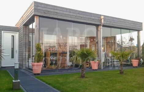 Bungalow Bouwen Prefab : Houten huis bouwen jaro houtbouw is de specialist