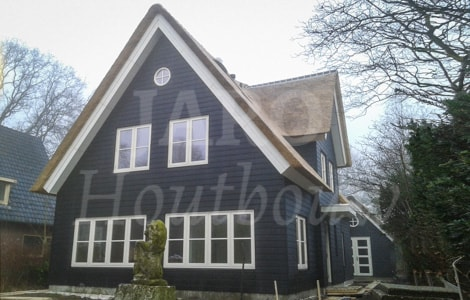 Goedkope Woning Bouwen : Houten huis bouwen jaro houtbouw is de specialist