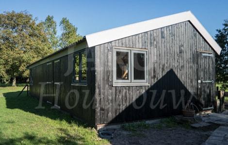 Houten Schuur Kopen : Houten schuur jaro houtbouw