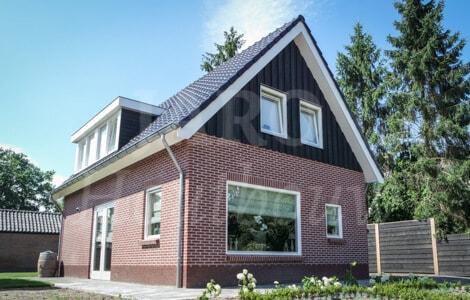 Houtskeletbouw woning jaro houtbouw for Zelf een huis bouwen prijzen