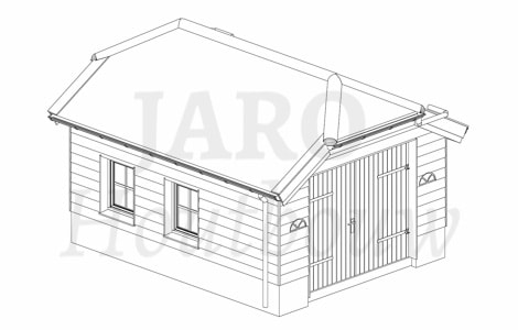 dubbele garage bouwen