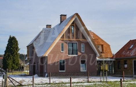 Landelijk huis bouwen jaro houtbouw for Landelijk huis