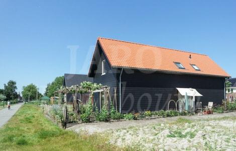 Luxe huis bouwen kies voor jaro houtbouw for Houten huis laten bouwen