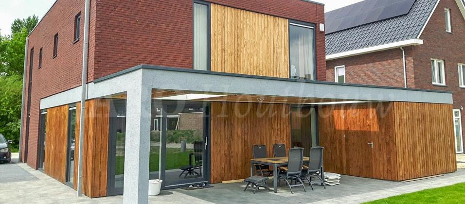 Bouw een modern huis jaro houtbouw for Contact eigen huis