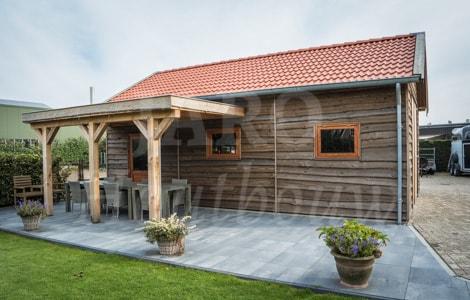 Houtbouw Garage Schuur : Schuur of garage bouwen jaro houtbouw