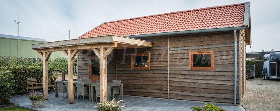 schuur met overkapping bouwen? ✓ jaro houtbouw
