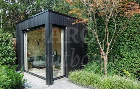Houten tuinkamer bouwen bekijk hier de mogelijkheden for Foto op hout maken eigen huis en tuin