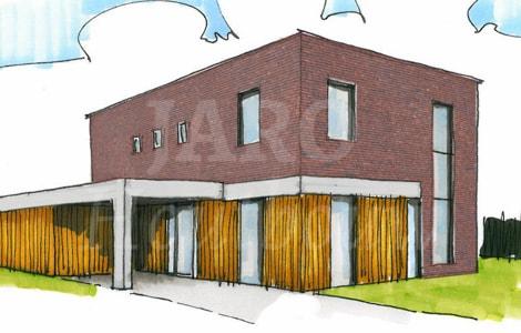 Latest combineer met steen woning hoofddorp with prefab for Zelf huis bouwen kostprijs
