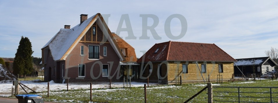 Wat kost een houten huis jaro houtbouw for Wat kost eigen huis bouwen