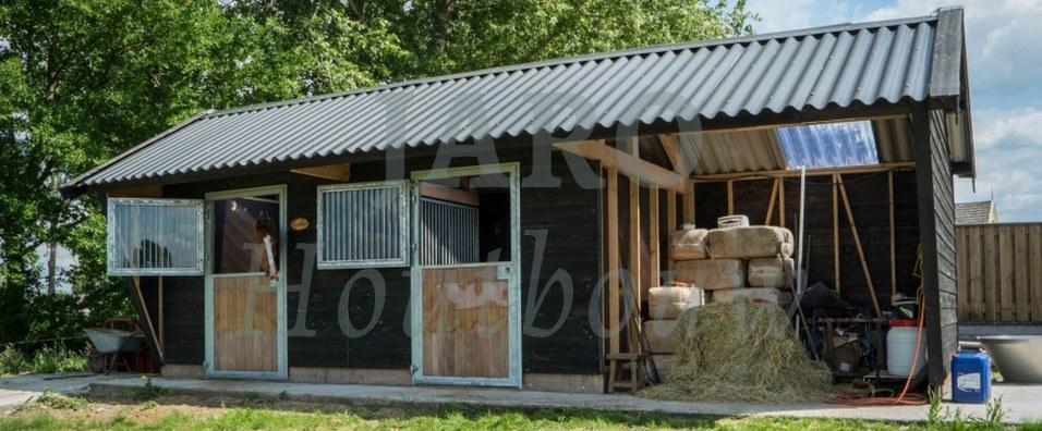 Betere Paardenstal Nijbroek | Jaro Houtbouw ZH-34