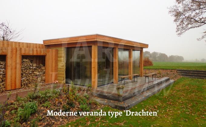 Past bij uw woning ook een moderne veranda kies voor jaro - Photos de verandas modernes ...