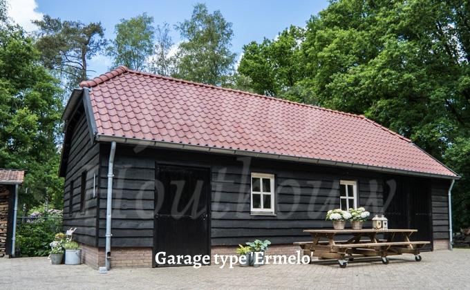 Houten garage bouwen kies voor jaro houtbouw for Aannemer huis bouwen