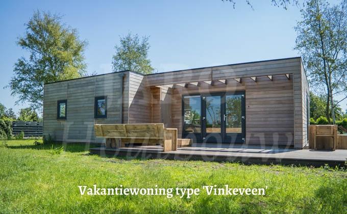 Vakantiewoning bouwen jaro houtbouw voor uw for Houten huis laten bouwen