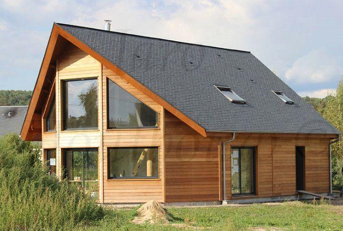 Een houten huis op maat gemaakt door jaro houtbouw for Houten huis laten bouwen