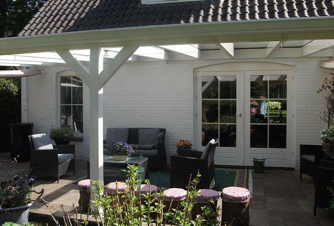 Unieke veranda in jaren 30 stijl kies voor jaro houtbouw