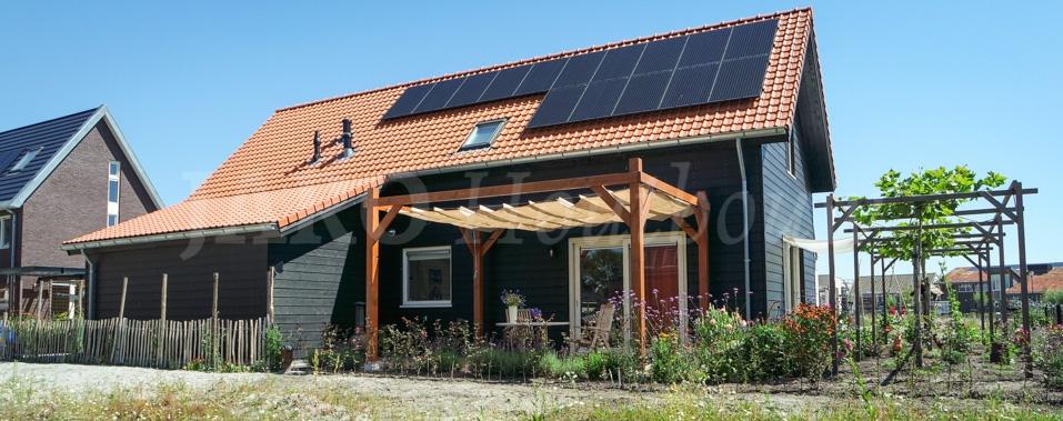 Specialist in maatwerk en prefab bouwen jaro houtbouw for Catalogus woning bouwen