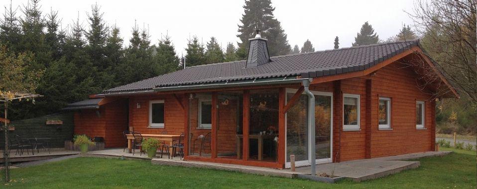 Houten huis bouwen jaro houtbouw - Meer mooie houten huizen ...